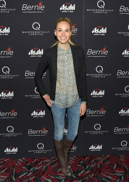"Jennifer Missoni - ""Bernie"" New York Premiere"