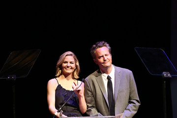 Jennifer Morrison 32nd Annual Lucille Lortel Awards - Show