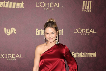 Jennifer Morrison FIJI Water At Entertainment Weekly Pre-Emmy Party