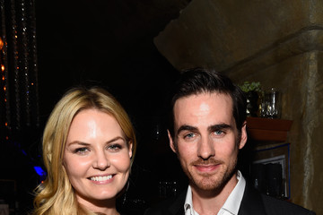 Jennifer Morrison Colin O'Donoghue 'Once Upon a Time' Season 4 Afterparty