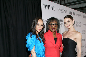 Jennifer Morrison Vanity Fair And Lancôme Toast Women In Hollywood In Los Angeles