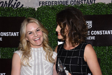 Jennifer Morrison Variety's Power Of Women New York Presented By Lifetime - Backstage