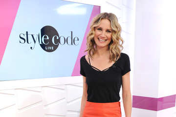 Jennifer Nettles Jennifer Nettles Appears on Amazon's 'Style Code Live'