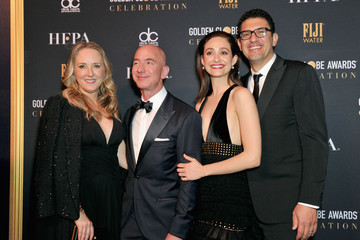 Jennifer Salke Sam Esmail Official Viewing And After Party Of The Golden Globe Awards Hosted By The Hollywood Foreign Press Association