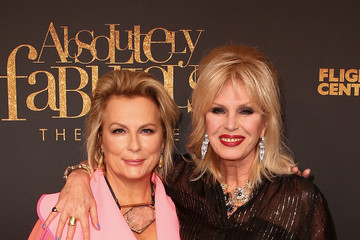 Jennifer Saunders 'Absolutely Fabulous: The Movie' Melbourne Premiere - The Arrivals