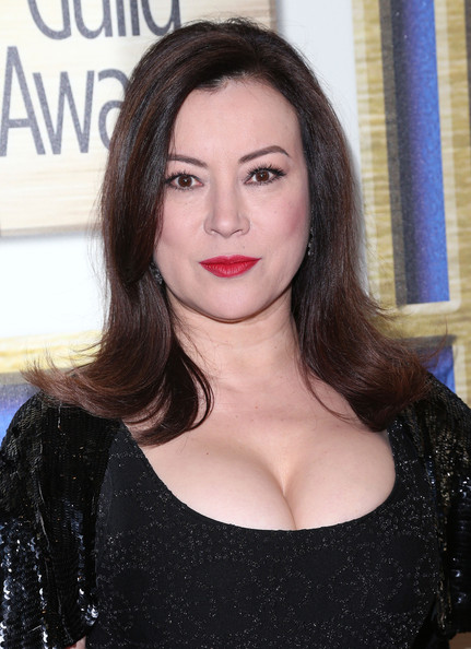 Jennifer Tilly Today 2014 Writers Guild Awards L A