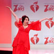 Jennifer Tilly The American Heart Association's Go Red For Women Red Dress Collection 2020 - Runway