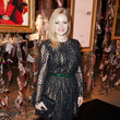 Jennifer Ulrich Exclusive Dinner And Exhibition Of The Giambattista Valli X H&M Collection In Berlin