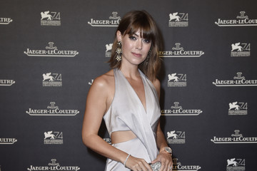 Jenny Cipoletti Jaeger-LeCoultre Hosts Gala Dinner at Arsenale in Venice: Arrivals - 74th Venice International Film Festival