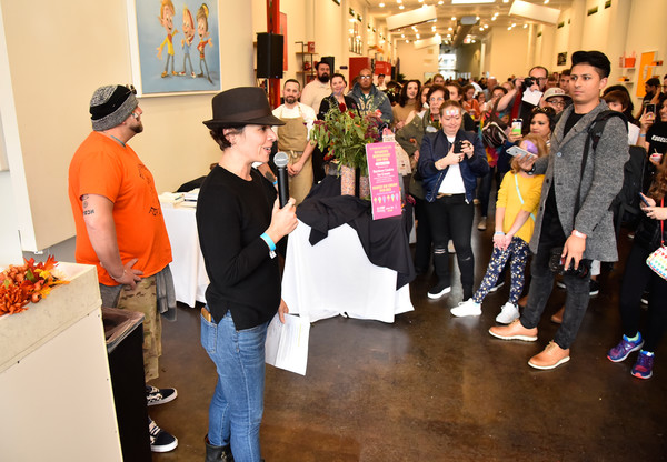 Food Network & Cooking Channel New York City Wine & Food Festival Presented By Capital One – Family Ice Cream Fun-dae Hosted By Duff Goldman