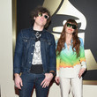 Jenny Lewis The 57th Annual GRAMMY Awards - Red Carpet
