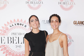 Jenny Lopez Glamour Beauty Awards Latin America 2015