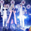 Jenny McCarthy Times Square New Year's Eve 2019 Celebration