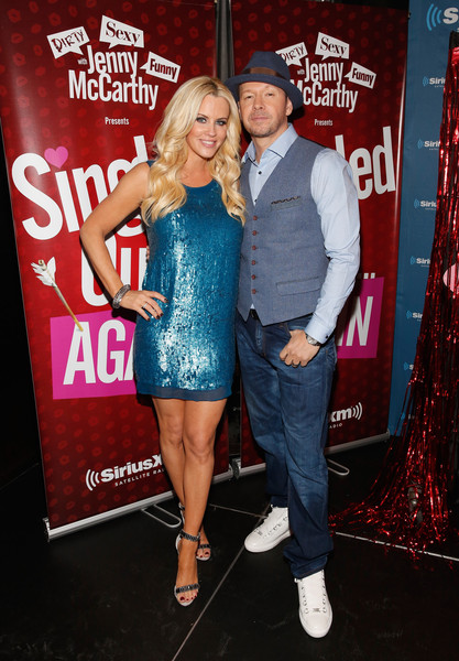 Jenny McCarthy Hosts 'Singled Out...Again' on SiriusXM Show