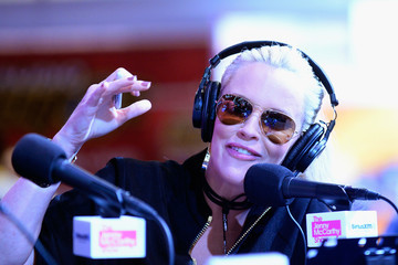 Jenny McCarthy Jenny McCarthy Hosts Her SiriusXM Show 'The Jenny McCarthy Show' from CES in Las Vegas