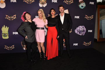 Jenny McCarthy Premiere Of FOX's 'The Masked Singer' Season 2 - Arrivals