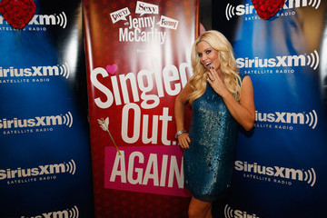 Jenny McCarthy Jenny McCarthy Hosts 'Singled Out...Again' on SiriusXM Show