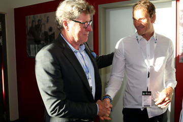 Jens Lehmann Club of Former National Players Meeting