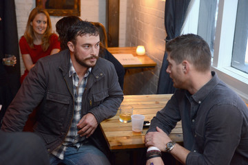 Jensen Ackles Windows 10 and Team Gleason Host Fireside Chat With Steve Gleason At SXSW