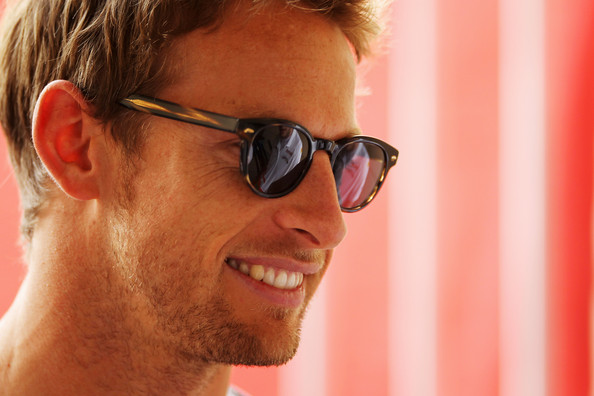 Jenson Button - F1 Grand Prix of Bahrain