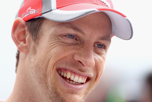 Jenson Button - F1 Grand Prix of Malaysia