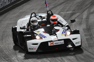 Jenson Button Race of Champions - Day One