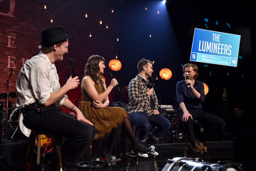Jeremiah Fraites The Lumineers on AT&T LIVE at the iHeartRadio Theater Los Angeles