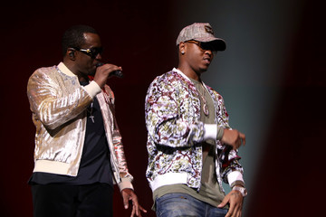 Jeremih Puff Daddy and Bad Boy Family Reunion Tour Opening Night