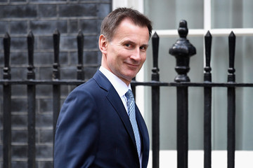 Jeremy Hunt European Best Pictures Of The Day - November 13, 2018