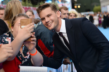 Jeremy Irvine 'Mamma Mia! Here We Go Again' World Premiere