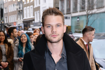 Jeremy Irvine 'Doctor Faustus' - Gala Night - Arrivals