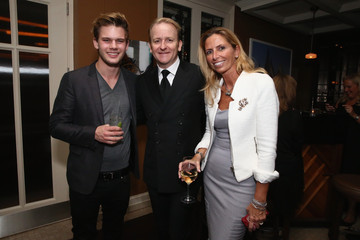 Jeremy Irvine Dom Perignon And Eric Podwall Host The Evening Before The White House Correspondents' Dinner