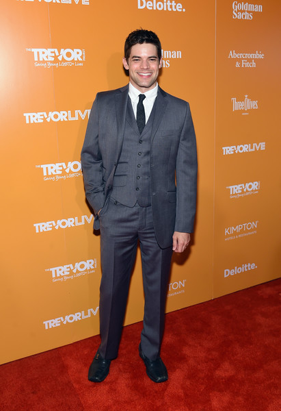 64ddba47ad5f28 Jeremy Jordan Photos Photos - The Trevor Project TrevorLIVE NYC 2017 ...