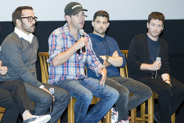 Jeremy Piven Cast of 'Entourage' at ILM in San Francisco