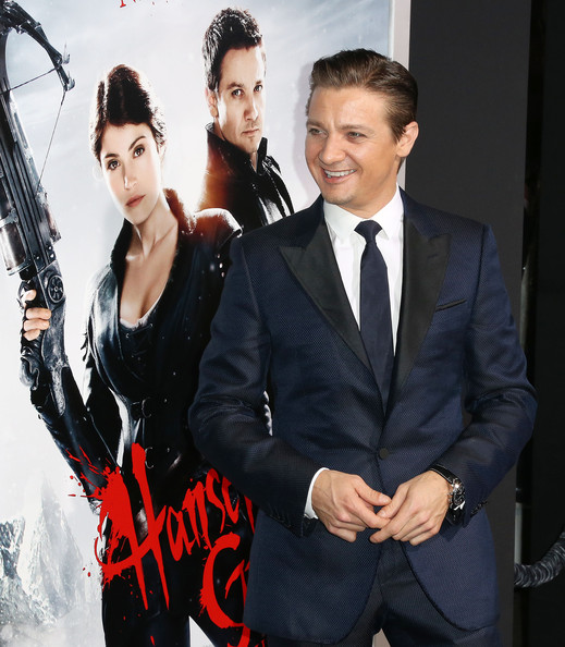 "Jeremy Renner - Premiere Of Paramount Pictures' ""Hansel And Gretel Witch Hunters"" - Arrivals"
