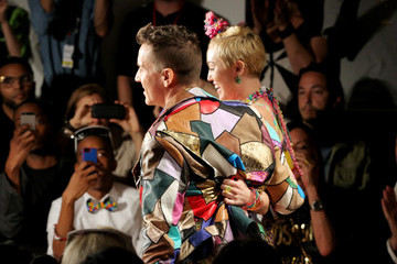 Jeremy Scott Jeremy Scott - Front Row - MADE Fashion Week Spring 2015