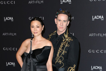 Jeremy Scott LACMA 2015 Art+Film Gala Honoring James Turrell and Alejandro G Inarritu, Presented by Gucci - Arrivals