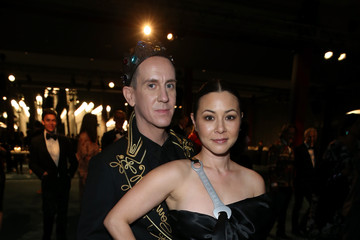 Jeremy Scott LACMA 2015 Art+Film Gala Honoring James Turrell and Alejandro G Inarritu, Presented by Gucci - Inside