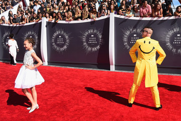 Jeremy Scott Arrivals at the MTV Video Music Awards — Part 2