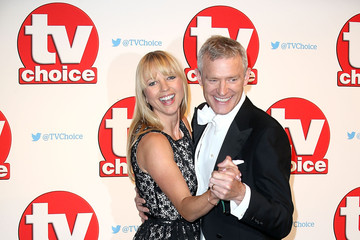Jeremy Vine TV Choice Awards - Red Carpet Arrivals
