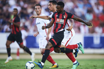 Jermain Defoe Sevilla vs. AFC Bournemouth - Pre-Season Friendly