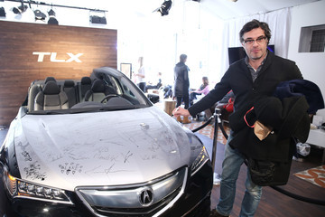 Jermaine Clement Acura Studio at Sundance: Day 4