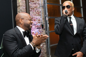 Jermaine Dupri Spotify Honors Jermaine Dupri And Dallas Austin During Dinner At ONE Music Fest