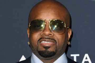 "Jermaine Dupri Pre-GRAMMY Gala and GRAMMY Salute to Industry Icons Honoring Sean ""Diddy"" Combs - Arrivals"