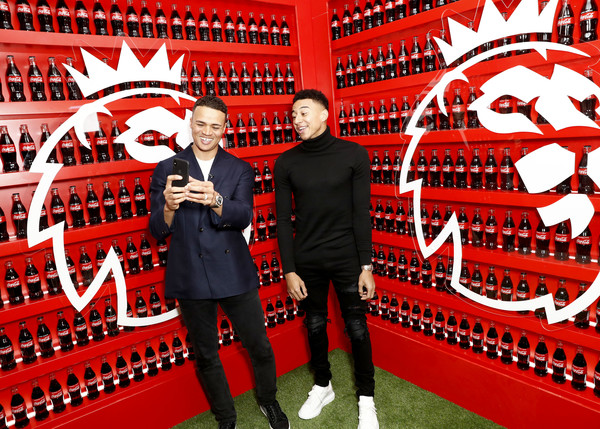 Coca-Cola & Premier League Partnership Launch