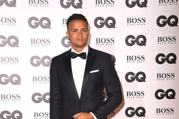 Jermaine Jenas GQ Men Of The Year Awards 2018 - Red Carpet Arrivals