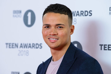 Jermaine Jenas BBC Radio 1's Teen Awards - Red Carpet Arrivals