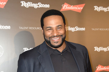 Jerome Bettis Rolling Stone Live: Houston Presented by Budweiser and Mercedes-Benz. Produced in Partnership With Talent Resources Sports. - Arrivals