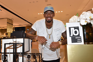 Jerome Boateng The Grand Opening Of The New Oberpollinger Ground Floor 'Muenchens Neue Prachtmeile'