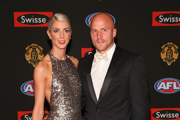 Jerri Jones Arrivals at the Brownlow Medal Ceremony